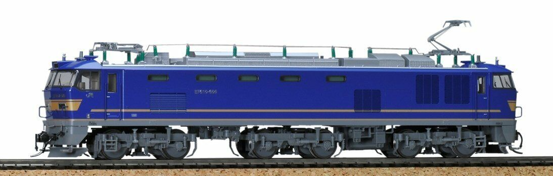 Tomix HO Gauge Ho-157 EF510 500  Jr Freight Specification  Expedited Shipping