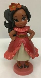 Disney-ANIMATORS-ELENA-Avalor-PRINCESS-Figure-Figurine-Cake-Topper-NEW