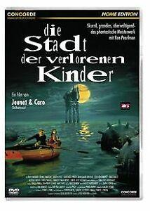 Die-Stadt-der-verlorenen-Kinder-von-Jean-Pierre-Jeunet-M-DVD-Zustand-gut