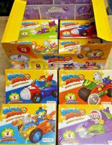 Super montera série 5 rivaux de Kaboom Skyracer superzing = 8 petite Case Bundle