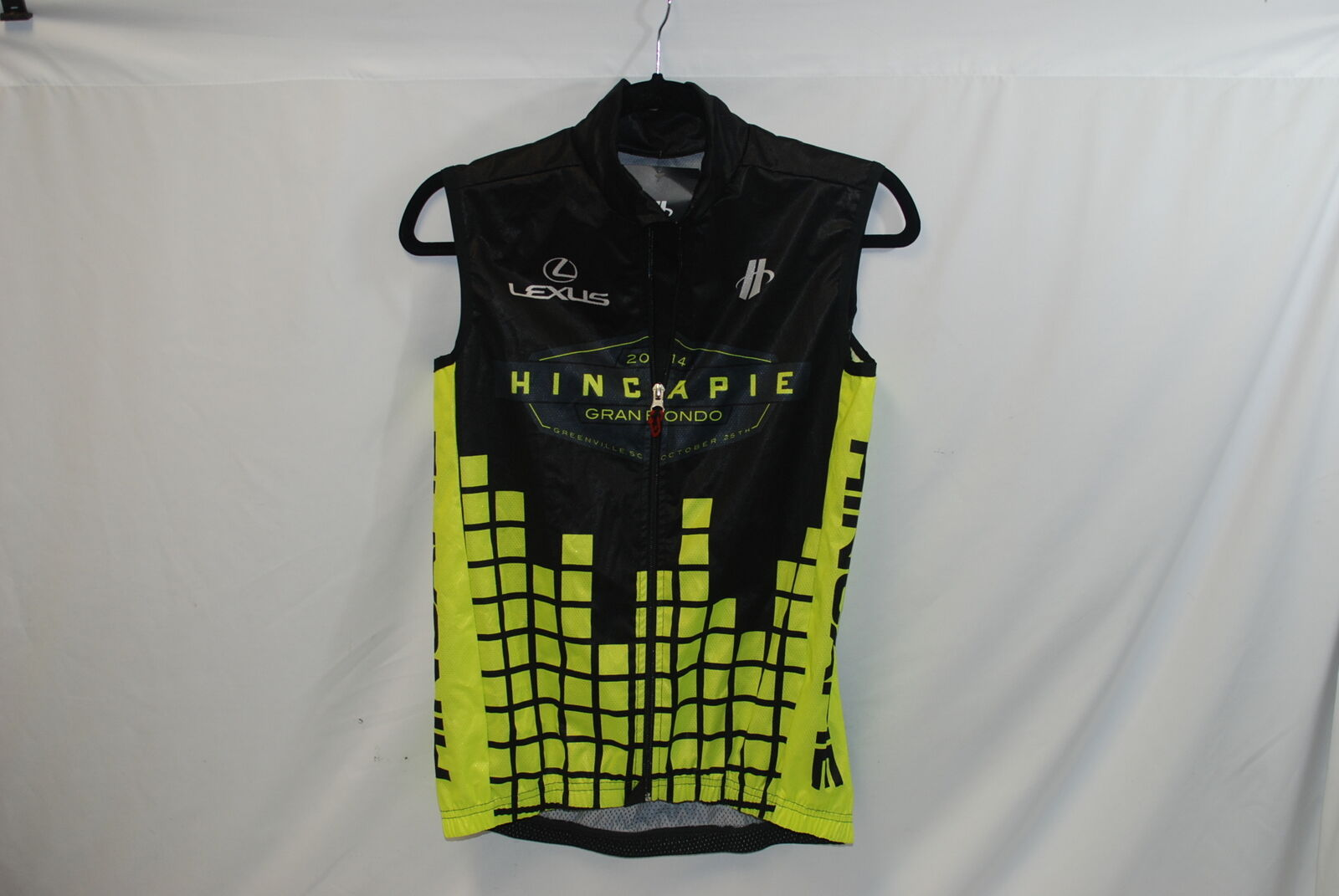 Hincapie Grand Fondo Vest Medium M Wind Rain Cycling Bicycle