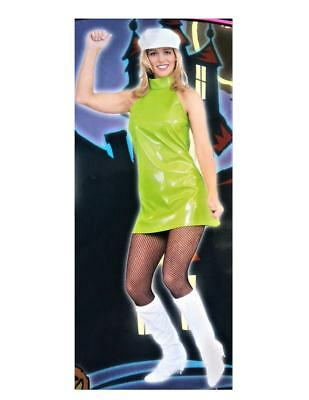 1960/'s GoGo Dancer Disco Women/'s Costume with Hat and Belt