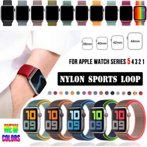 38-42-40-44mm-Nylon-Sports-Loop-iWatch-Band-Strap-for-Apple-Watch-Series-5-4-3-2