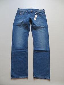 Diesel-LARKEE-wash-0073P-Herren-Jeans-Hose-W-36-L-34-NEU-Vintage-Denim-RAR