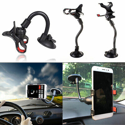 Universal Car Mount Holder Suction Cup Base Stand Fr Smart