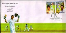 INDIA First Day Cover 14-11-2013, Sachin Tendulkar Cricket Player-Set of 2