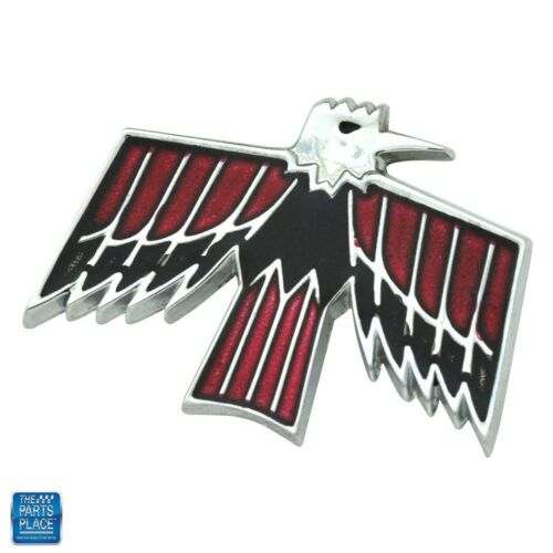 1967-69 Pontiac Firebird Deluxe Door Panel Emblem