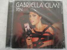 Gabriella Cilmi - Ten - CD Neu & OVP New & Sealed