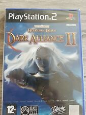 Baldurs Gate Dark Alliance II - PS2 Playstation Game New and Factory Sealed  Pal