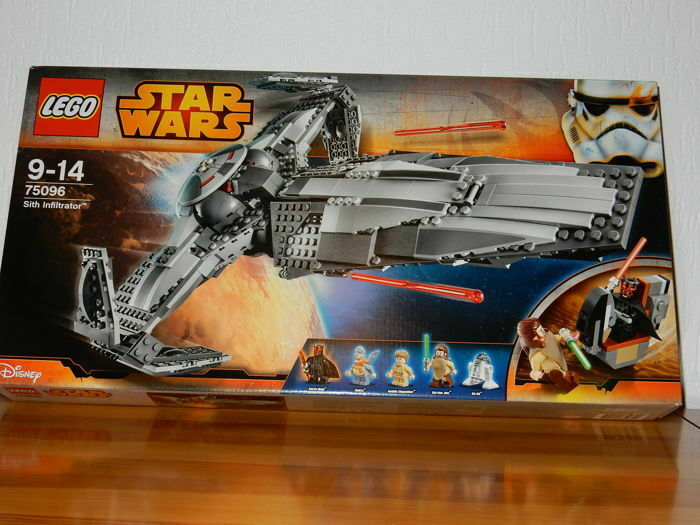 Lego Stern WARS 75096  new sealed Box NO PAYPAL