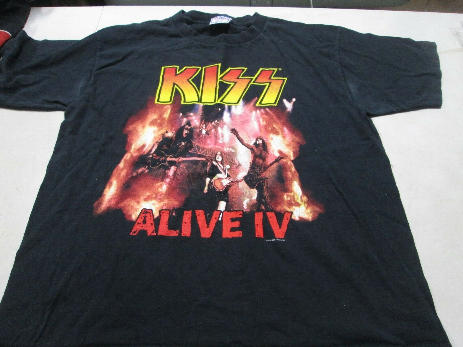 Kiss Alive IV Concert T-Shirt