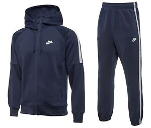 NIKE-TRIBUTE-MENS-TRACKSUIT-NAVY-BLUE-FULL-ZIP-HOODED