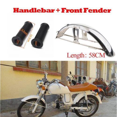 Motorcycle Front Mudguard Mud Guard with Handlebar for Honda CG125