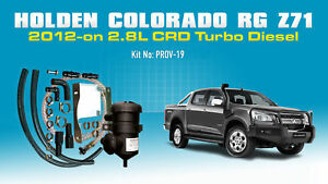 Mann-ProVent-Oil-Catch-Can-Kit-for-Holden-Colorado-2012-on-RG-Z71-2-8L-Diesel