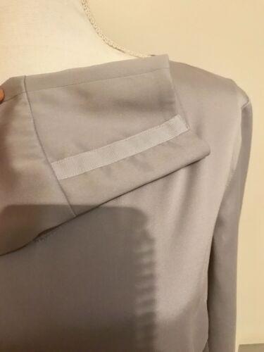 Us con a seta grigio 6 Sz 36 4 in dettagli Top Cartier Camicia lunghe maniche RgW1q7