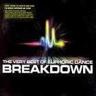 Euphoria: Very Best Of Euphoric Dance Breakdown by Various Artists (CD, Jan-2007, 3 Discs, Ministry of Sound)