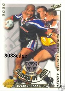2002-SELECT-NRL-CLUB-PLAYER-OF-THE-YEAR-CP8-JERRY-SEUSEU-WARRIORS
