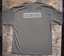 SURFING Olive T-Shirt Mike Hynson Surfboards NEW Rectangular Logo