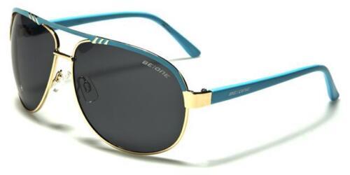 Designer Pilot Sonnenbrillen Polarisiert Retro Schwarz Uv400 Damen Herren