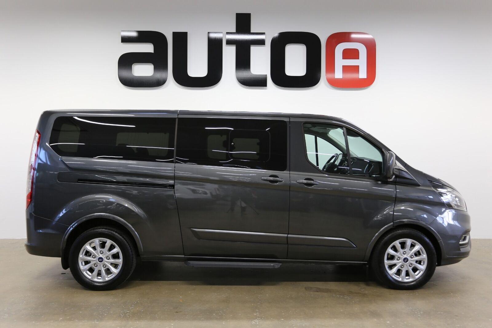 Ford Tourneo Custom 320L 2,0 TDCi 130 Titanium aut. - 559.900 kr.
