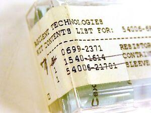 Agilent HP Keysight 0699-2371 Resistor-Fixed 450 Ohm +-1PCT 0.8W TC+-80 thick