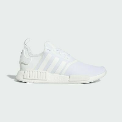 Adidas NMD R1 Triple White Men's Shoes Sneakers Casual Style Running Gym | eBay