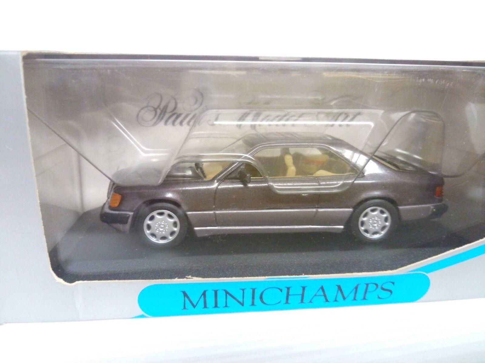 MINICHAMPS 1 43 MERCEDES 300 CE 24 V COUPE