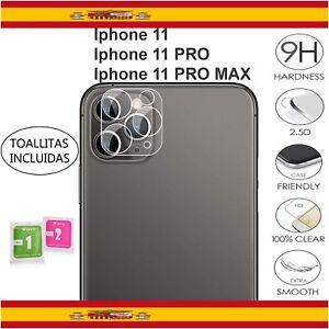 Protector de Lente Cámara para iPhone 11 11 PRO 11 PRO MAX 12 Pro Mini Pro