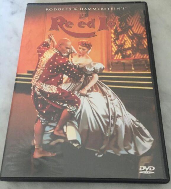 """DVD """"Il Re ed io"""" (1956) OTTIMO"""