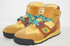 SALOMON Adventure 5 Outdoor Trekking Schuhe Shoes VINTAGE 80th Gr.40 Korea Made