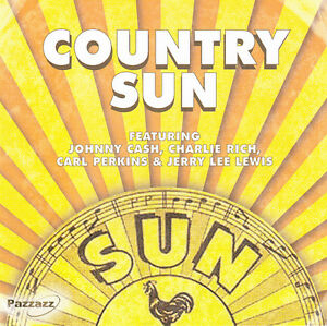 Compilation-CD-Country-Sun-Germany