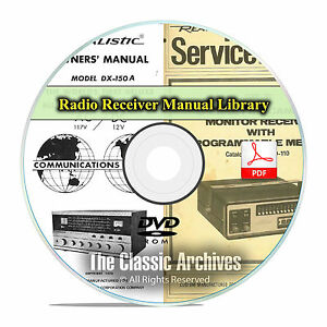 vintage radio receiver transceiver scanner manuals schematics rh ebay com What the World Will Look Like in 2067 pro 2067 manual
