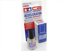 Tamiya 87138 CA Cement Accelerator 10ml Glue Finishing Material Craft Tools
