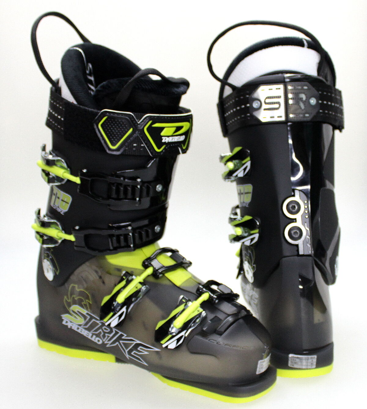 Dalbello Strike 110 Size 40  MO 26.0 ski shoes Men's Athletic Ski Boots S-N  factory outlets