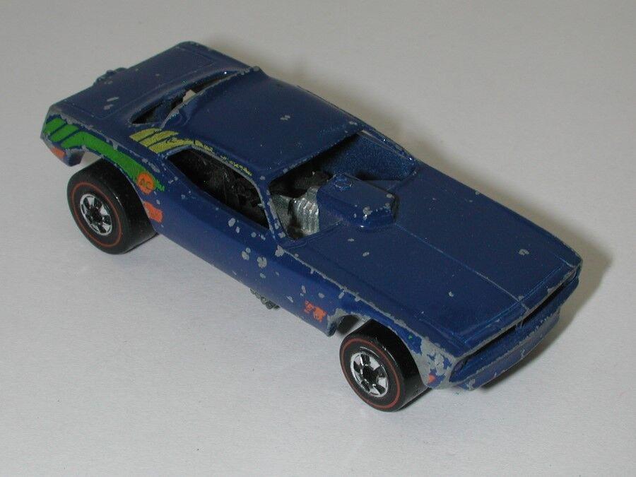 rojoline Hotwheels Azul Azul Azul 1974 Top Eliminator oc15675 7db46f