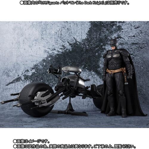 Batman The Dark Knight BATPOD Bandai Tamashii S.H.Figuarts Action Figure COMBO