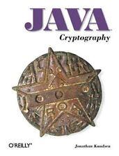 Java Cryptography (Java Series) Knudsen, Jonathan Paperback