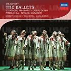 Stravinsky: The Ballets (CD, Nov-2012, Decca)