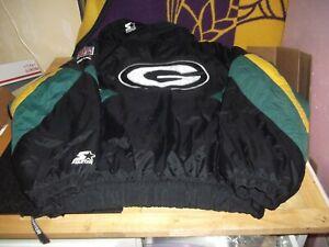 green-bay-packers-nfl-pro-line-starter-pullover-heavy-winter-jacket-black-xl