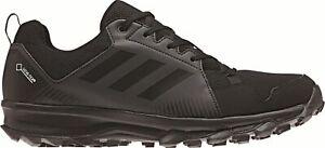 Adidas-Performance-Hommes-Outdoor-Randonnee-Chaussure-Terrex-tracerocker-GTX-Noir