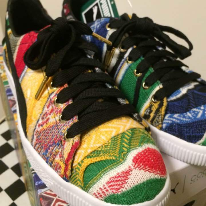 PUMA  COOGI CLYDE from japan (5465