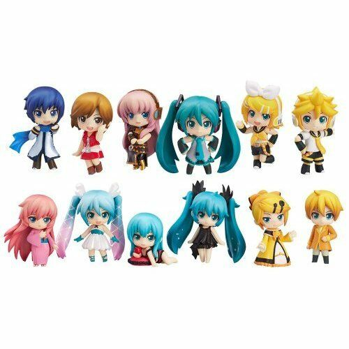 New Character Vocal Series Petit Nendoroid Hatsune Miku Selection Japan