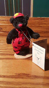 "Deb Canham ""Cubby"" bear- Have a Heart Collection"