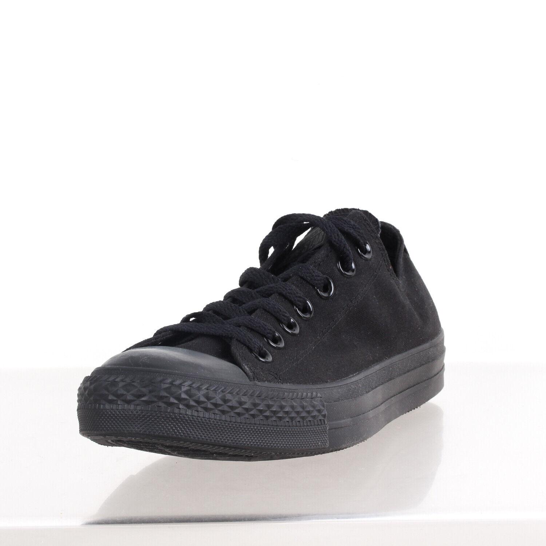 Converse Hommes Basse Chaussures M5039-8.5 Noir Sz 8.5M 10.5W