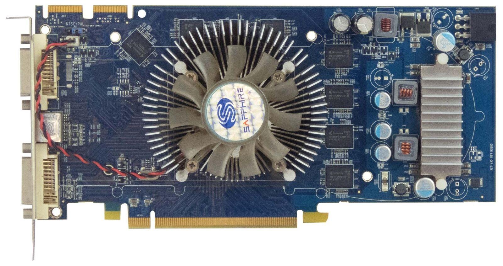 SAPPHIRE ATI RADEON HD 3850 1GB PCIe x16 DDR2