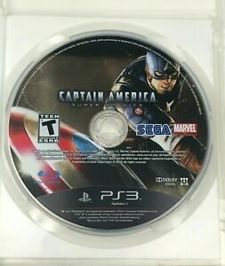 Captain-America-Super-Soldier-for-PlayStation-3-PS3-Game-Disc-Only