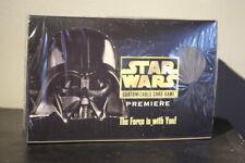 Decipher Star Wars CCG Premiere Edition Limited Dark Side Lieutenant Tanbris