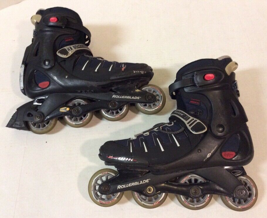 Rollerblade EVO  07 Progressive Fit System Training Inline S s US Men's SZ 11  team promotions