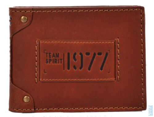 Brand New CAMEL ACTIVE Purse Brown Leather Wallet