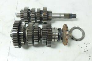 09 Kawasaki ZX14 ZX1400 ZX 14 1400 trans tranny transmission gears